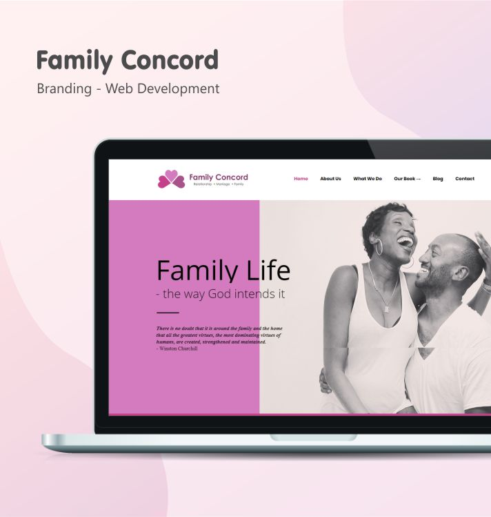 Projects - Family Concord
